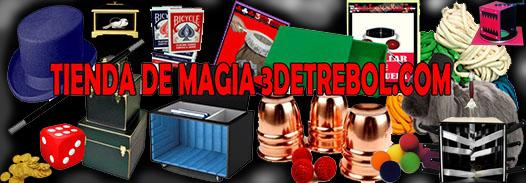 TIENDA DE MAGIA 3DETREBOL