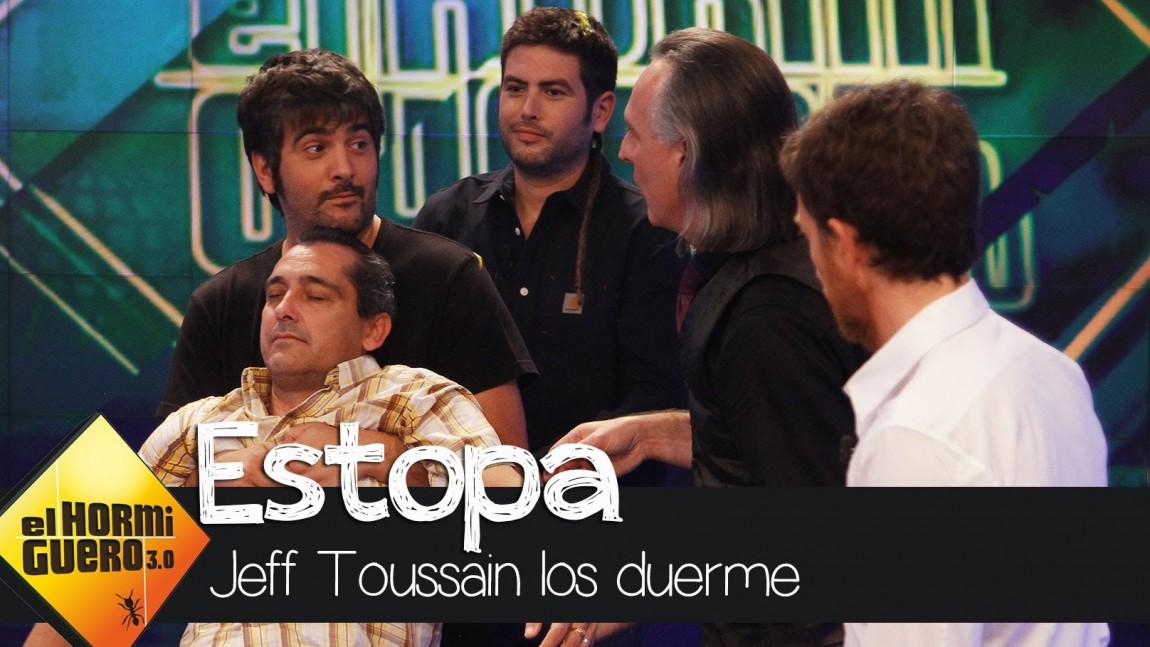 TALLER DE HIPNOSIS CON JEFF TOUSSAINT