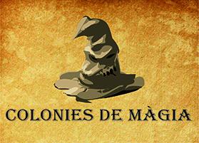 COLONIAS DE MAGIA ESTILO HOGWARTS